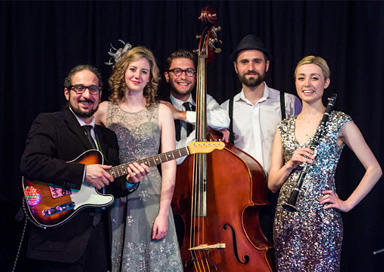 The Anglo-Italian Swing Band picture
