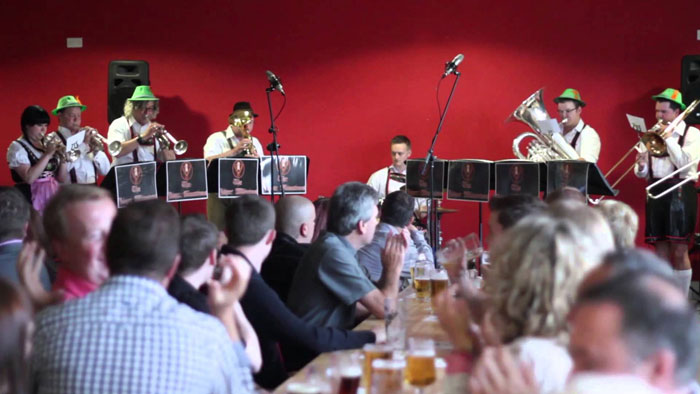 The Manchester Oompah Band - Oompah Band