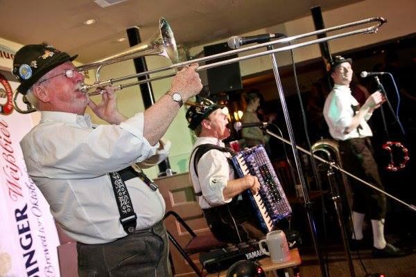 The German Oompah Band - Oompah Band