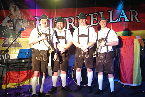 The Cardiff Oompah Band - Bavarian Oompah Band