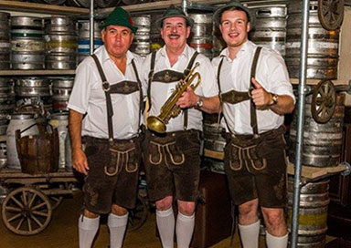The Cardiff Oompah Band - Bavarian Oompah Band