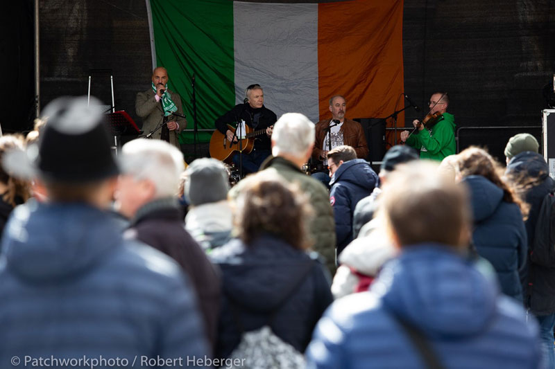 The Belfast Traditional Wedding Band - Irish & Scottish Traditional Music