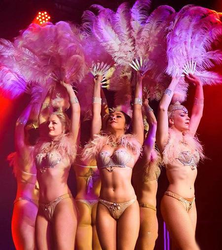 Bristol Burlesque - Burlesque Dancers