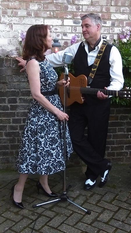 Viva Vintage - Vintage Violin, Guitar & Vocal Duo