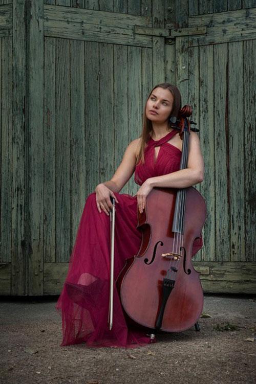 The Sussex Cellist - Cellist