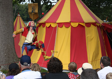 The Cambridge Jester - Jester, Circus Performer & Children's Entertainer