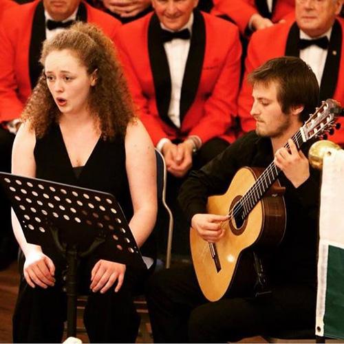The Oxborough Soprano and Guitar Duo - Soprano and Guitar Duo