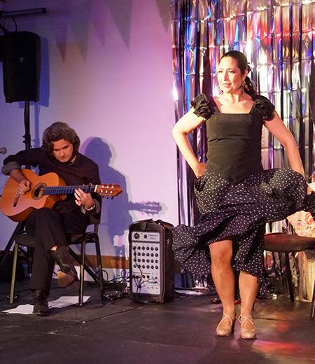 The Cornwall Flamenco Duo - Flamenco Dancers and Groups
