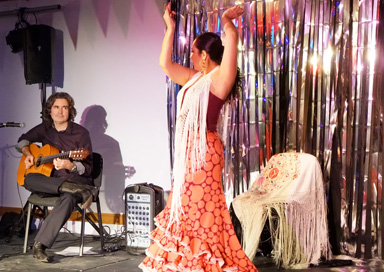 The Cornwall Flamenco Duo - Flamenco Dancers and Groups