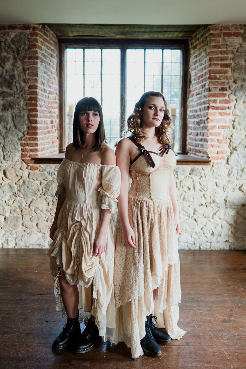 The Harp Sisters - Harp duo and female vocalists