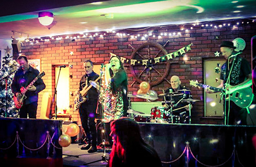 The Sussex Soul Band - Soul, Funk & Motown Band