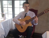The Gloucester Wedding Guitarist picture