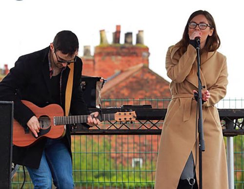 The Yorkshire Acoustic Duo - Acoustic Duo