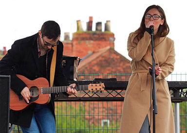 The Yorkshire Acoustic Duo picture