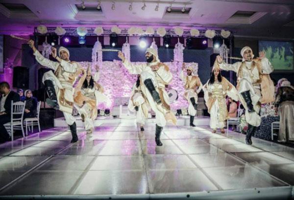 The Arabic Zaffa Dancers - Arabic Dancers