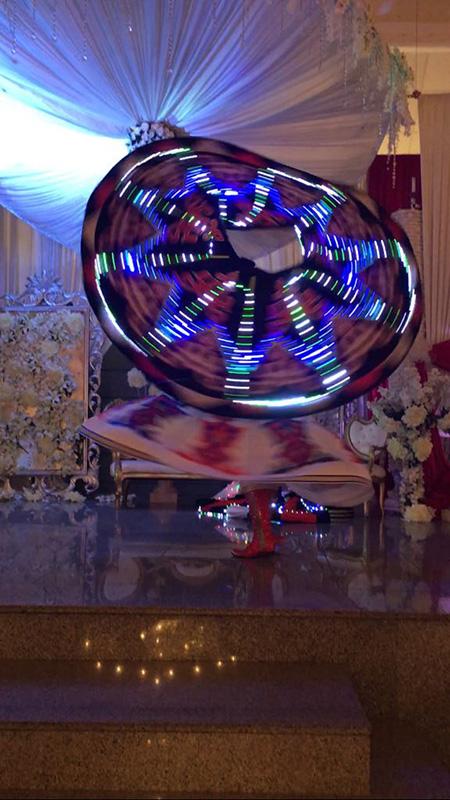 The Manchester Tanoura Dancer - Tanoura Dancer