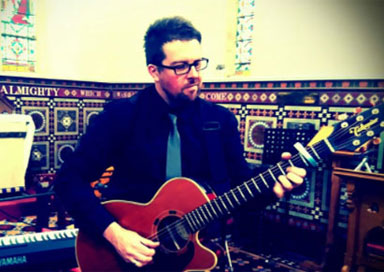 The Acoustic Wedding Performer - Wedding Guitarist, Singer & Pianist