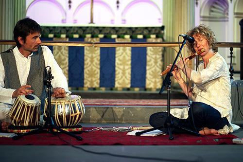 Kala Jira - Flute and tabla duo