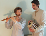 Kala Jira - Flute and tabla duo