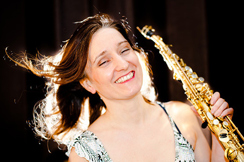 Katy Sax - Saxophonist