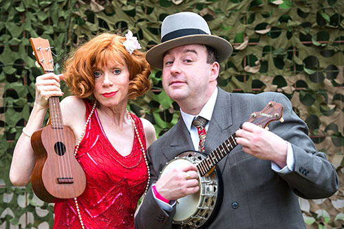 The Vintage Ukulele Duo - Vintage Duo