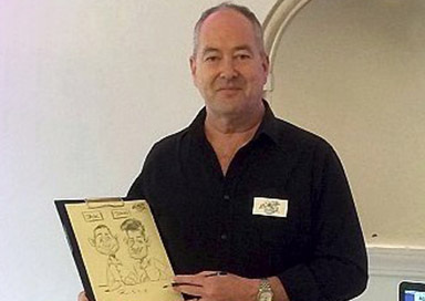 The Surrey Caricaturist - Caricature Artist