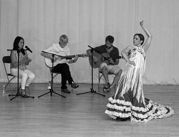The Yorkshire Flamenco Dancer - Flamenco Dancer