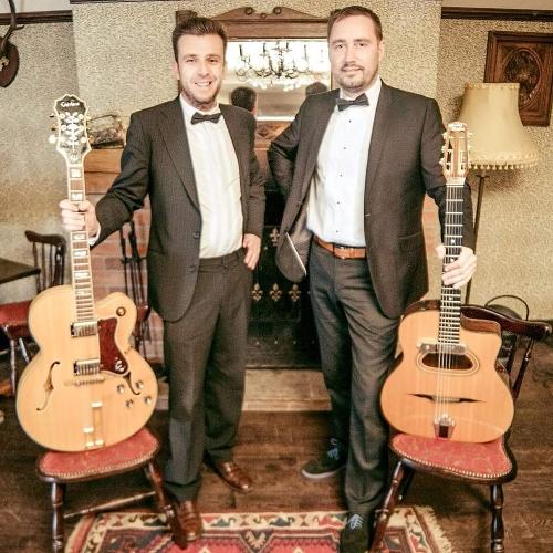 The Amethyst Duo - Gypsy Swing Duo