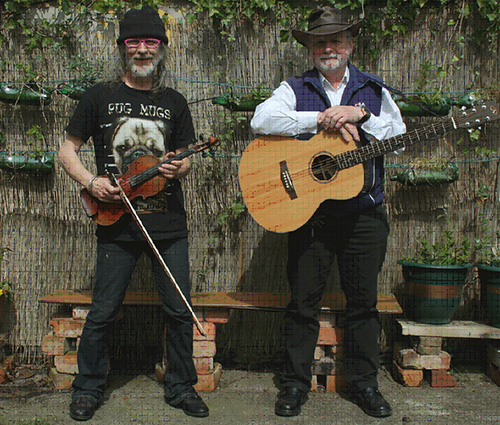 The Derbyshire Irish Duo - Irish and Folk Bands