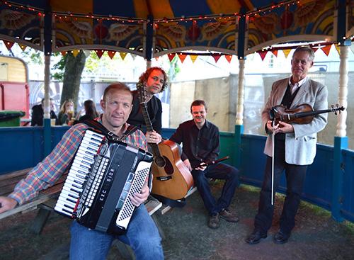 Jigs and Reels - Irish Band
