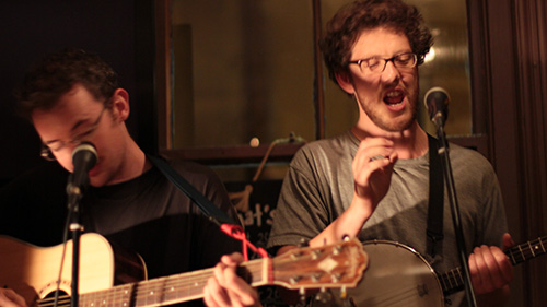 Waxies Jig - Folk Band