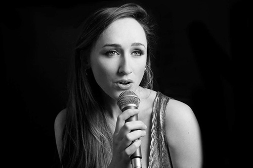 The London Jazz Singer - Solo Jazz and Pop Singer
