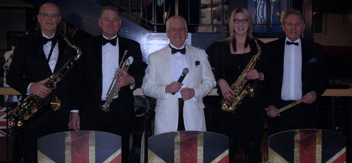 The Tea Dance Ensemble - 1940's Wartime Band