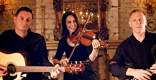 The Dublin Traditional Trio - Traditional Irish Trio & Duo