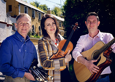 The Dublin Traditional Trio - Traditional Irish Trio & Duo