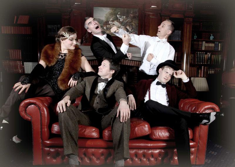 Speakeasy Rockers - Vintage Swing Covers Band
