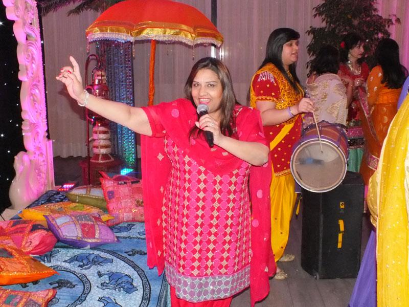 The Midlands Ladies Sangeet Singers - Ladies Sangeet Duo