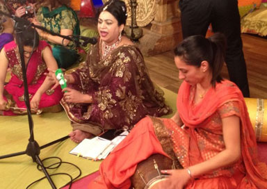 The Midlands Ladies Sangeet Singers - Ladies Sangeet Duo