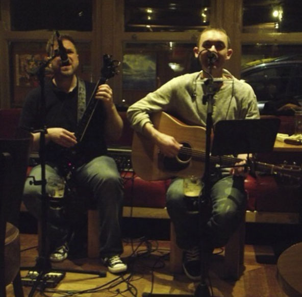 The Kerry Acoustic Duo - Acoustic Duo