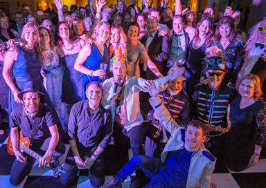 Bohemian Revellers - Theatrical Cabaret Covers Band