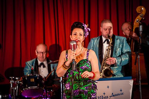 The 1950's Rhythm & Blues Band - Vintage Rhythm & Blues Band