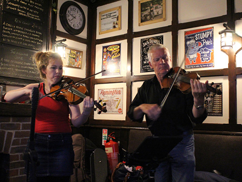 The Whiskey Chasers - Folk/Americana and Ceilidh band
