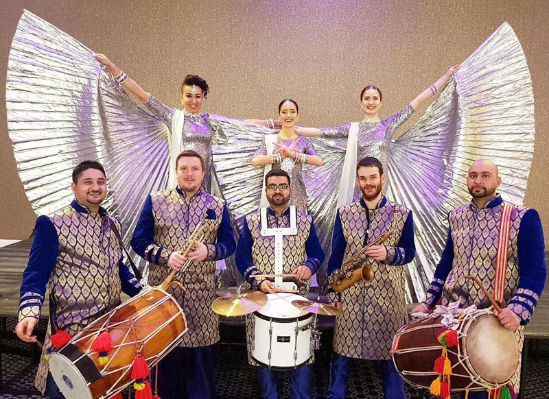 The Yorkshire Band Baja - Band Baja