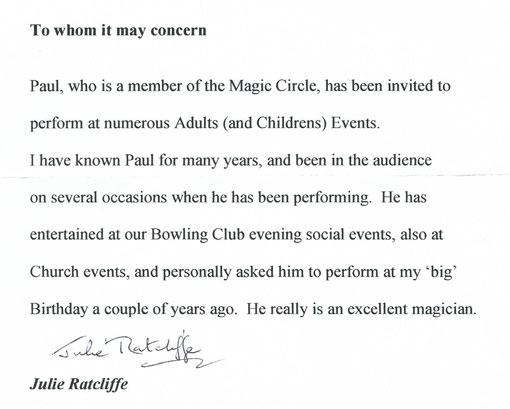 Magic Paul - Magician