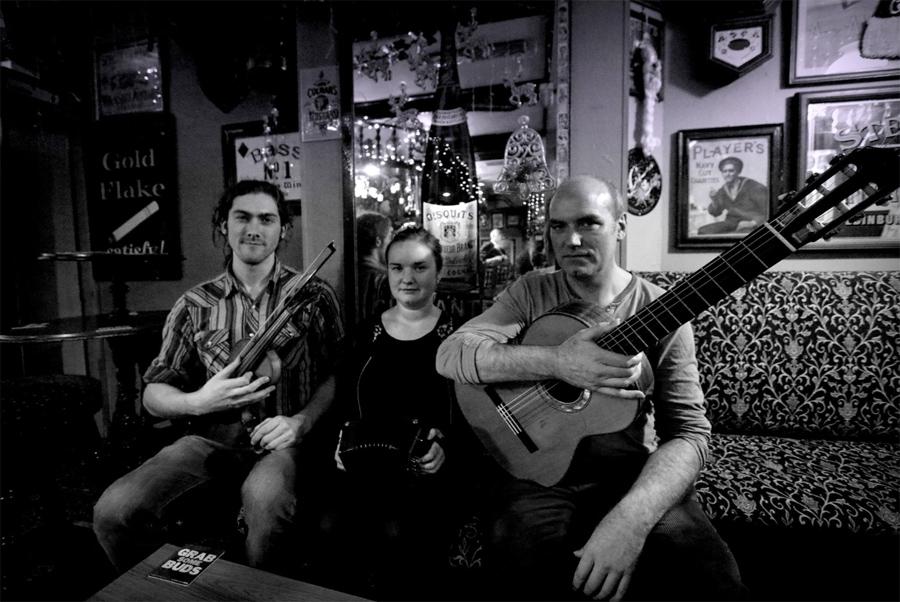 Co Clare Celtic Trio - Traditional Irish Band