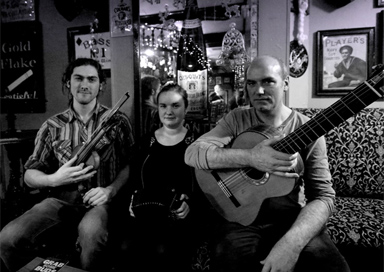 Co Clare Celtic Trio - Traditional Irish Band