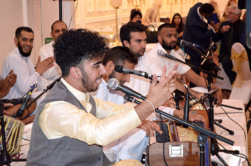 The Qawwali Party Group - Sufi Qawwali and Bollywood group