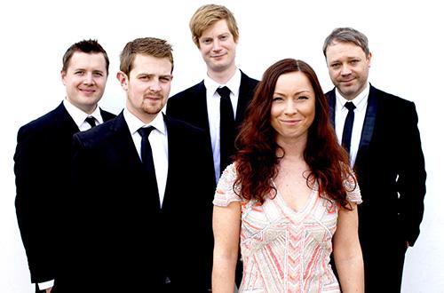 The Upholders - Funky Wedding Band