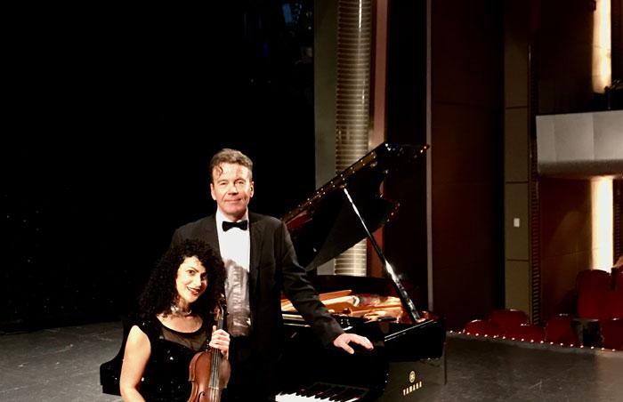 The London Piano & Violin Duo - Piano & Violin Duo
