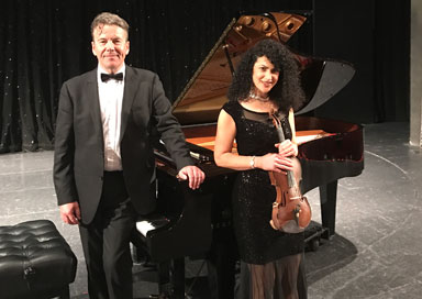 The London Piano & Violin Duo - Piano & Violin Duo